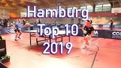 Hamburgs Top 10 2019 Endrangliste Best Of