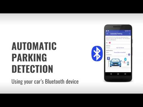 ParKing Reminder: Find my car app - Android - Promo Video