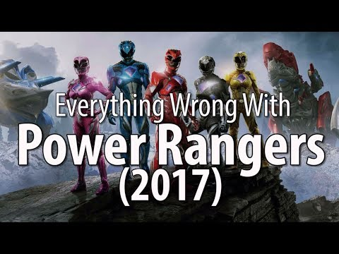 Download Youtube: Everything Wrong With The Power Rangers (2017)