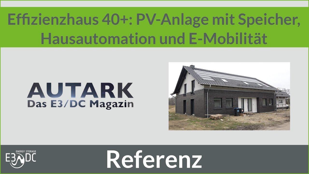Kfw 55 Haus Ohne Lüftungsanlage effizienzhaus 40 pv anlage mit speicher hausautomation lüftung