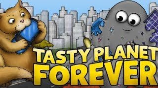 Tasty Planet Forever 1 кот обжора