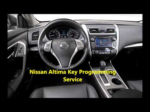 Nissan Altima 2008 Intelligent Key Replacement 516-218-2779 The Car Key Locksmith Lynbrook Key