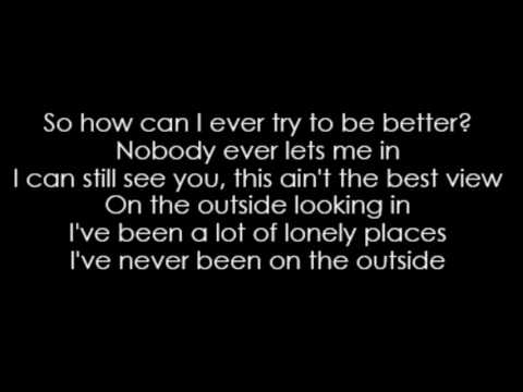Taylor Swift - The Outside (Lyrics)