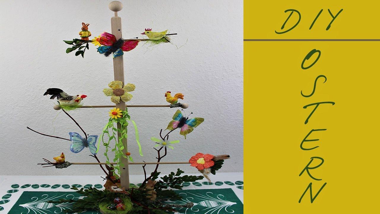 Bastelideen ostern friesenbaum dekorieren diy deko ideen for Deko ostern