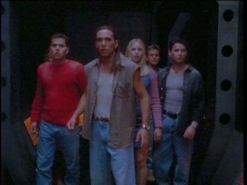 Power Rangers Zeo - A Zeo Beginning - Journey to the Power Chamber