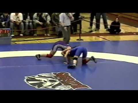 2004 CIS Championships: 53 kg Final Sarah White vs. Terri Mcnutt