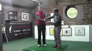 BEGINNERS GOLF LESSONS PART 1 THE GRIP