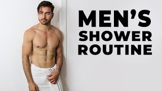 MY SHOWER ROUTINE Men S Shower And Grooming Routine 2018 ALEX COSTA