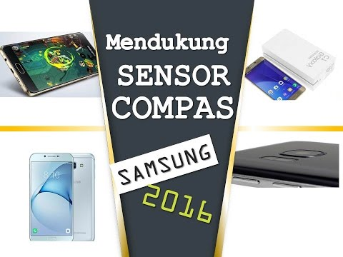 6 Smartphone Samsung Support Sensor Compass on Android ...