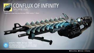 Destiny - The best machine gun - Insane Machine Gun Spree