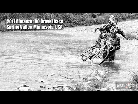 Almanzo 100 - 2017 - Spring Valley, Minnesota - The Wet Edition