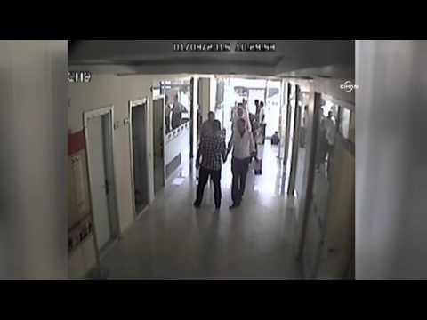 Polis baskınıyla dershanenin kapalı olup olmadığına baktılar