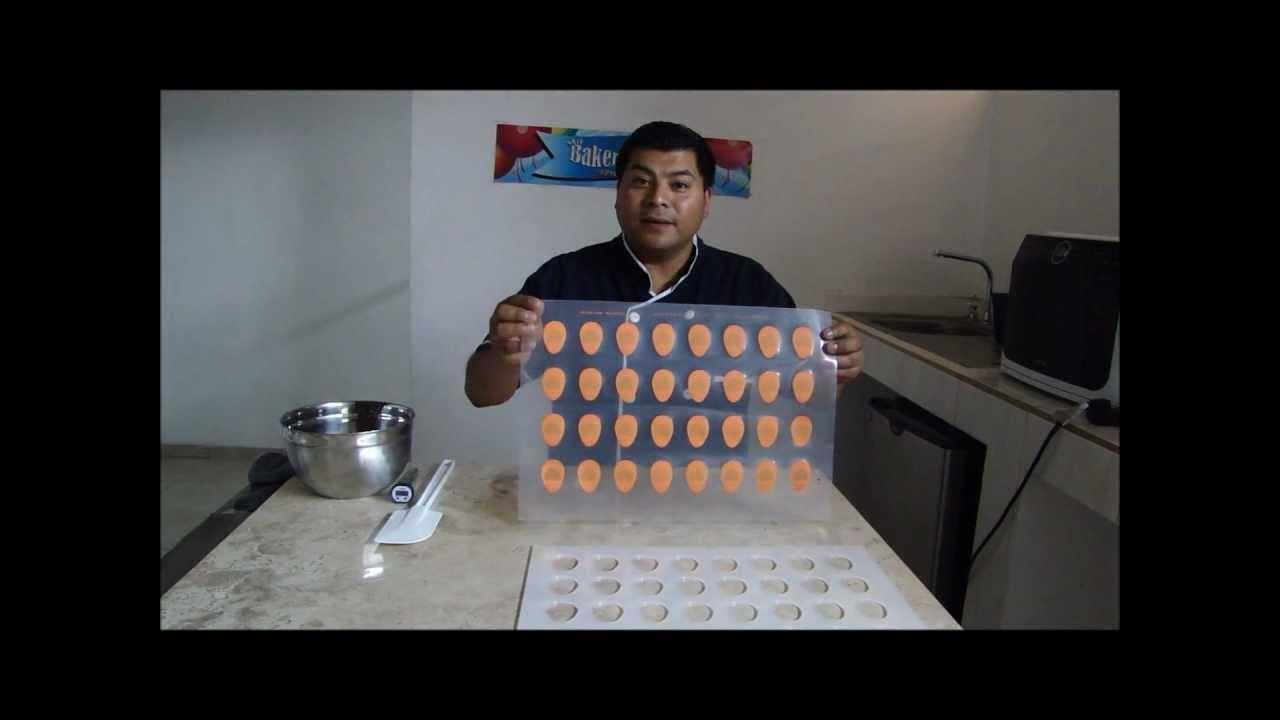 Moldes Para Chocolate Shablon Huevo De Pascua Maripoza