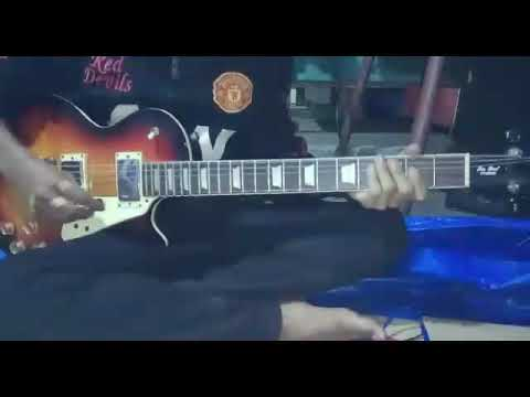 """Muse """"hyteria"""" gitar cover( by adient)"""