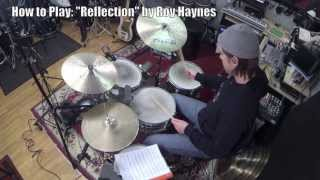 "How to Play: ""Reflection"" (as recorded by Roy Haynes)"