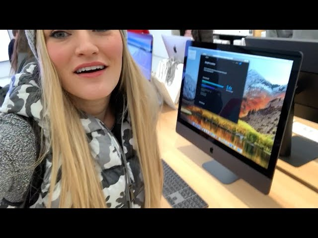 iMac Pro, New Apple Store and Star Wars!