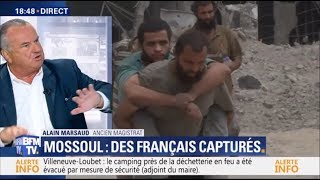 Alain Marsaud alerte sur le retour des