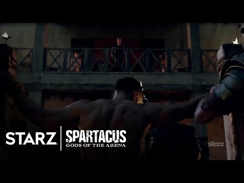 Spartacus | Gods of the Arena - Teaser | STARZ