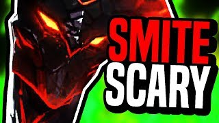 WE MET THE SCARIEST SMITE PLAYER EVER