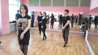 Школа кавказских танцев ШАГДИ Мурата Сиюхова