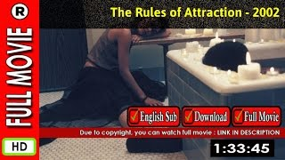 Watch Online: The Rules of Attraction (2002)