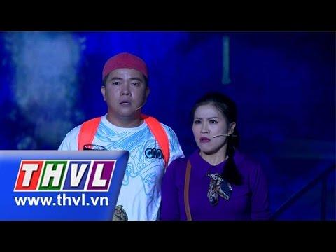 THVL | Cười xuyên Việt - Phiên bản nghệ sĩ | Tập 8: Ngôi nhà ma - Kiều Linh