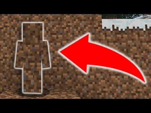 I AM DIRT! | I AM STONE CHALLENGE | Minecraft Trolling (Sky Wars)