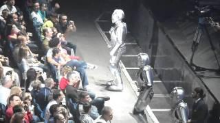 Doctor Who Live - Cybermen Wembley Oct 2010