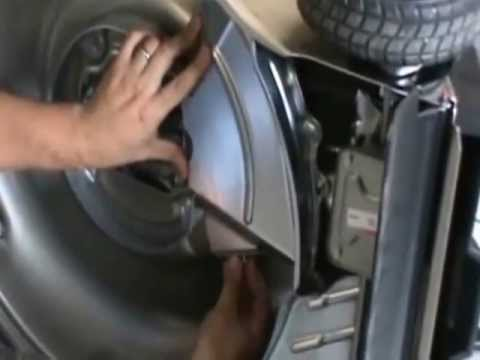 Replace A Lawn Mower Drive Belt