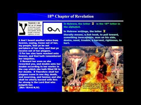 Revelation 18, Babylon, and The Spiritual Leaven or Yeast of The Enemy