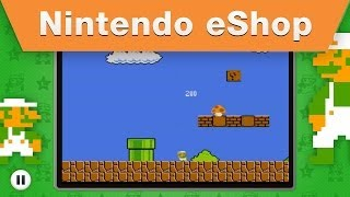 Nintendo eShop - NES Remix 2 - Super Luigi Bros. Trailer
