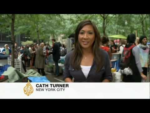 Occupy Wall Street activists remain defiant