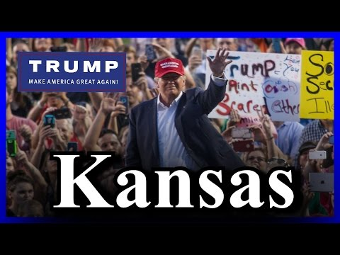 LIVE Donald Trump Kansas Wichita Rally FULL SPEECH HD [Huge Crowd] March 5 2016 ✔