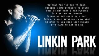 Linkin Park Waiting For The End with lyrics Download