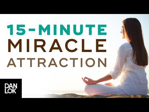 Guided Meditation on Gratitude | 15-Minute-Miracle Exercise | Attract Abundance & Miracles