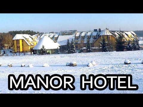 Hotel W Olsztynie - Manor Hotel Zimą