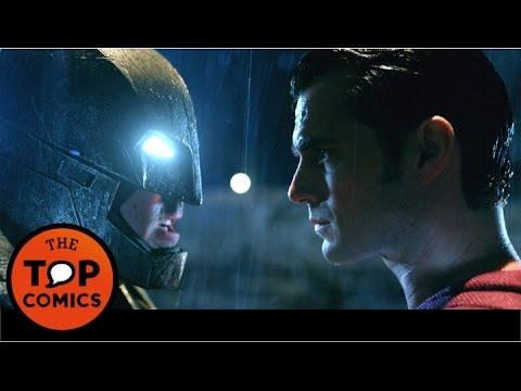 ¿Qué esperamos de Batman v Superman? l Analisis Trailer