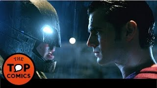 ¿Qué esperamos de Batman v Superman? l Analisis Trailer