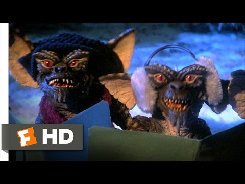 Gremlins (5/6) Movie CLIP - The Deagle Has Landed (1984) HD