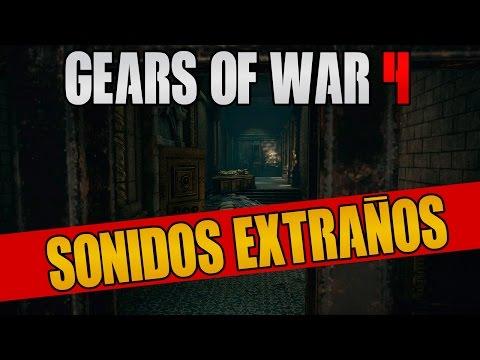 LOS SONIDOS MAS EXTRAÑOS EN GEARS OF WAR 4