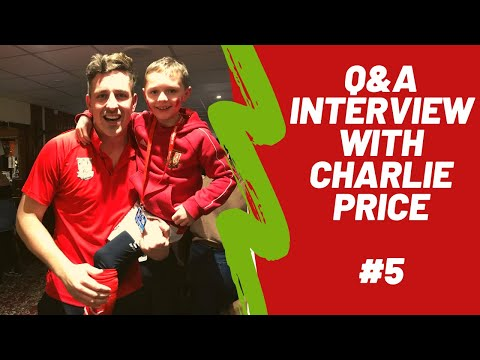 Q&A Player Interview #5 Charlie Price - Stourbridge FC - CharlieFooty11 - Non League Football