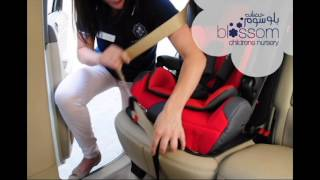 Blossom Buckle Up for Safety 2016 Dubai events