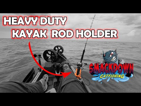 The Best Fishing Rod Holder For Your KAYAK In 2020? (100% USA MADE)