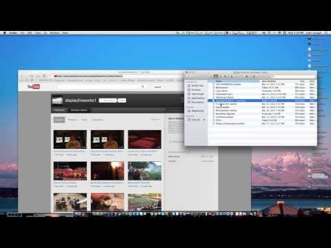 How to save links to your desktop in folders