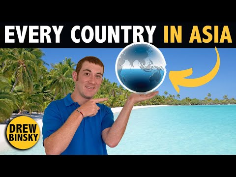 EVERY COUNTRY IN ASIA (stories, tips & memories)