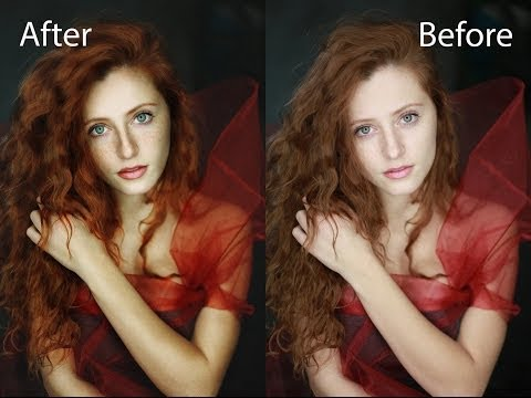 How To Edit Portraits in Photoshop