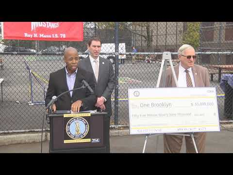 One Brooklyn-- Historic $55 Million STEAM Education Investment for 150 Brooklyn Schools