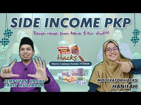 29 | Nak buat side income semasa PKP? Jom HACKS!