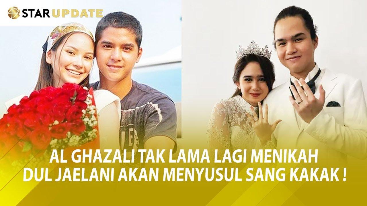 Download AL GHAZALI Tak Lama Lagi Menikah, DUL JAELANI Terus Usaha Ikuti Jejak Sang Kakak -STAR UPDATE-22/10