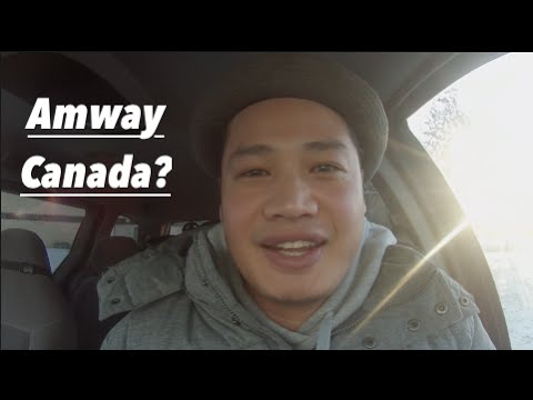 How to Build Your Amway Canada Business Online
